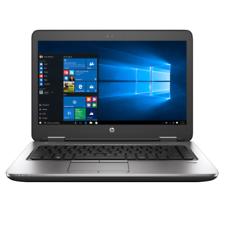 "HP ProBook 640 G2 14"" (Intel Core i5 6300U, 512GB SSD, 16GB PC4, Webcam, DVD/RW"