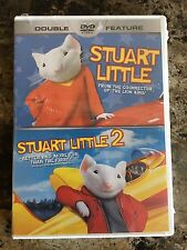 2-Movie Stuart Little Collection 1 & 2 - DVD Double Feature BRAND NEW