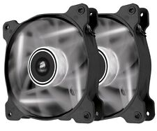 Corsair Air Series SP120 High Static Pressure Fan (120mm) with White LED (Twin