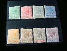 Bahamas Scott #49-55 Short Set Mint Never Hinged