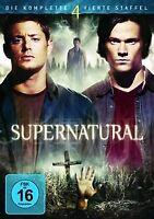 Supernatural - Die komplette vierte Staffel (6 DVDs) | DVD | Zustand gut