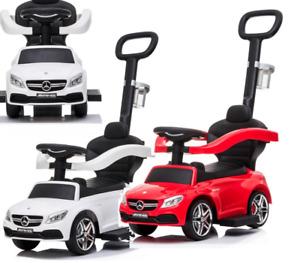 Babyauto Mercedes Rutschauto Rutscher Kinderauto Rutschfahrzeug Kinderfahrzeug