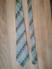Cravate Panthère 100% soie