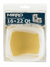 Mirro  16 and 22 qt. Rubber  Pressure Cooker Gasket
