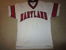Maryland Terps Basketball Team Keith Gatlin NCAA Game Used Worn Jersey 40