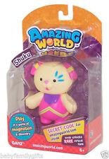 Ganz Amazing World Zing Figurine Series 1 Kids Virtual World New Codes – Shuku