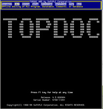 TOPDOC Programming Software for PLC-5, runs on Win7/8/10