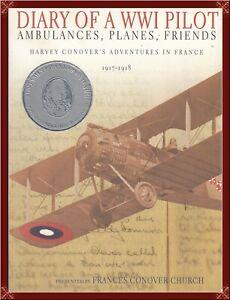 WWI--FRANCE--U.S. AIR SERVICE, 90th AERO SQ.--PILOT'S 1917-1918 DIARIES! SIGNED!