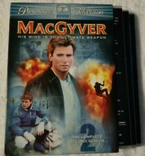 MacGyver The Complete Second Season