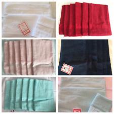 Bedding Heaven® Egyptian Cotton 4 x GUEST TOWELS & 2 x FACE CLOTHS  400 GSM