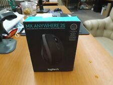 Logitech MX Anywhere 2S Wireless Mouse Use On Any Surface, Hyper-Fast SEALED BOX