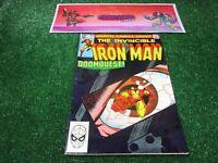 vtg invincible Iron Man 149 dr doom app Marvel Comic book 1st print hi res pics