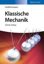 Klassische Mechanik - Friedhelm Kuypers - 9783527339600 DHL-Versand PORTOFREI