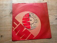 "Sex Pistols Anarchy In The UK A1/B2 EX 7"" Single Vinyl Record EMI 2566 Miscredit"