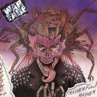 Warfare - Mayhem F***** Mayhem (NEW CD DIGI)
