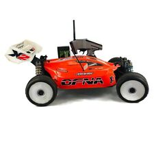 Jammin X2 Tekno Conversion Buggy with Spektrum Dx3R Reciever New Tires Battery