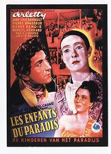 LES ENFANTS DU PARADIS carte postale n° PC 8467 ARLETTY Jean Louis BARRAULT