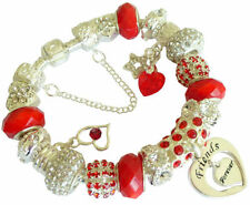 Silver Plated Ruby Fashion Jewellery
