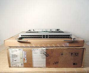 Neu Cisco N9K-X97160YC-EX Nexus 9500 48p 1/10/25G SFP+ plus 4p 100G QSFP New Box