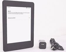 Amazon Kindle Paperwhite, 3rd Gen, Wi-Fi + 3G, Black, Scratch & Dent, T2-3C