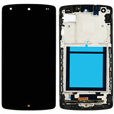 DISPLAY LCD + TOUCH SCREEN per LG Google NEXUS 5 D820 D821 VETRO SCHERMO NERO
