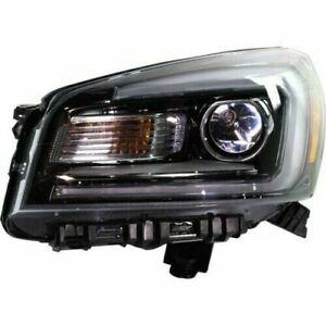 Headlights For 2014 Gmc Acadia For Sale Ebay