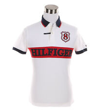 Tommy Hilfiger Men Short Sleeve Custom Fit Logo Pique Polo Shirt - $0 Free Ship