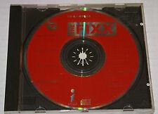 The Fixx Cd Sampler Ink album Richard Termini 1991 4 tracks Promo Only Rare Oop