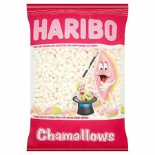 HARIBO CHAMALLOWS MINI CATERING 1kg MALLOWS MARSHMALLOWS SWEETS WEDDING FAVOURS