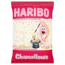 HARIBO CHAMALLOWS MINI CATERING 1kg MALLOWS MARSHMALLOWS SWEETS BIRTHDAY PARTY