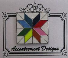Accoutrement Designs Quilt Color Wheel Needle Minder Magnet