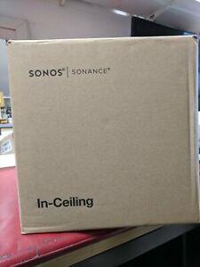 Pair of Sonos by Sonance In Ceiling Speakers