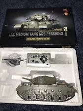 Henglong SCALA 1/30 US M26 Pershing BATTLE TANK parte radiocomando 27.145 MHz