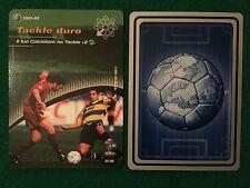 FOOTBALL CHAMPIONS 2001-02 CARD 35/80 ROMA-PARMA Calciatori Wizards