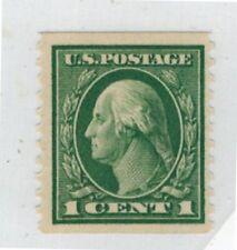 Sc#443 One Cent Washington Coil MH
