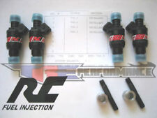 RC 1000cc Flow Matched Fuel Injectors Honda K-Series Acura RSX Civic Flowmatched