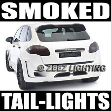 Smoke Black-Out Taillight Tint Smoked Head Fog Tail Light Tinted Vinyl Film C95