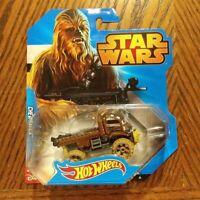 Chewbacca - Star Wars Character Cars - Hot Wheels (2014)