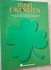 Irish Favorites - Easy Piano - 32 Songs - Danny Boy, When Irish Eyes are Smiling
