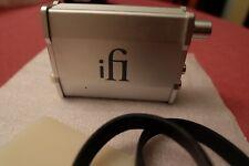 iFi Nano i Dsd Le Dac and Headphone Amplifier w/Bonus Dvd audio disc