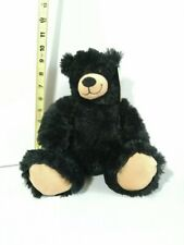 New Black Bear Toy Factory Plush Stuffed Toy