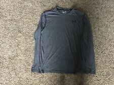 NWOT Under Armour Threadborne Men's Long Sleeve Cotton XL