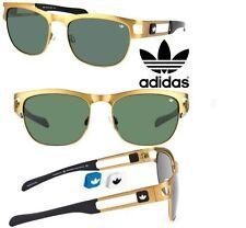 Adidas aH38 SONNENBRILLE PLIMCANA GOLD GRÜN BOOST ORIGNALS UNISEX BRILLE TOP NEU
