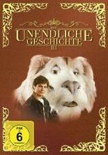 DIE UNENDLICHE GESCHICHTE 3 (JASON JAMES RICHTER/MELODY KAY/JACK BLACK) DVD NEU