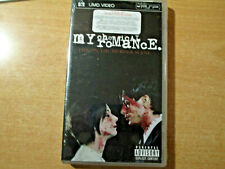 SEALED NEW My Chemical Romance: Life on the Murder Scene PSP UMD Video 2006 RARE