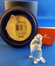 SWAROVSKI Collectible Crystal MURMELTIER Marmot Retired 2004 #289305  NIB