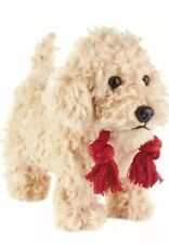 Hallmark 9� Pet 'n' Play Golden Doodle Stuffed Animal With Sound and Motion