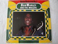 Bob Marley and The Wailers Reggae Revolution Vol. 1 Vinyl Lp Time Wind F 50027