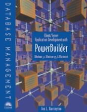 Client/Server Programming with PowerBuilder