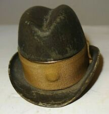 Very rare, boer;s hat travelling inkwell. C1900 Boer war period.